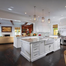 Traditional Kitchen by Patterson Custom Homes