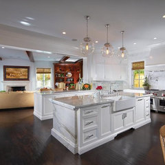 traditional kitchen by Patterson Construction Corporation