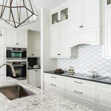 Contemporary Kitchen by Toronto Interior Design Group   Yanic Simard