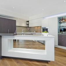 Contemporary Kitchen by SMB Interior Design
