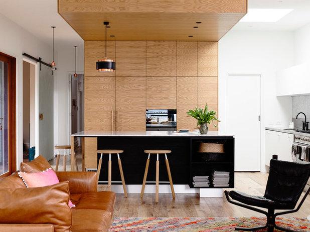 Contemporary Kitchen by Austin Design Associates