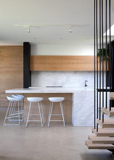 Modern Kitchen by thomas+williams architects