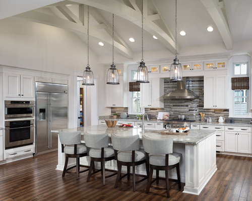 Latest kitchen trends houzz for Kitchen remodel trends
