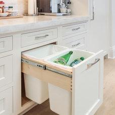 Kitchen by Kitchen Designs By Clay