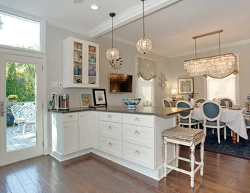 Port Washington Kitchen and Dining room remodel