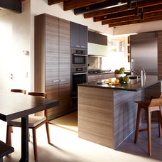 Modern Kitchen by Narofsky Architecture + ways2design