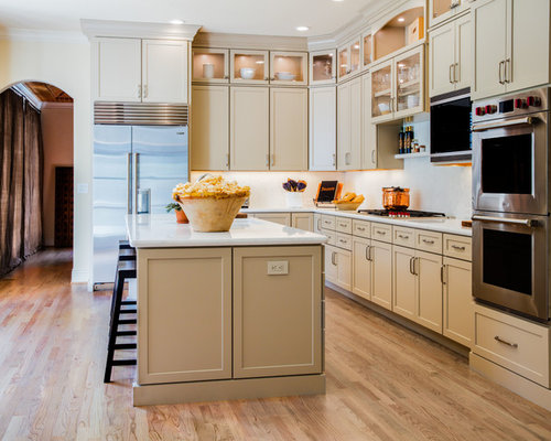 Top 20 LShaped Kitchen Ideas Decoration Pictures Houzz