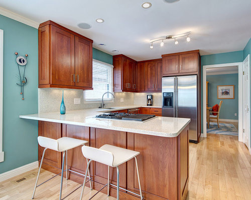 Paint colors for small kitchens home design ideas - Paint colors for kitchens ...