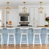 Kitchen of the Week: Coastal Colors and a Better Flow