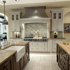 traditional kitchen by Angela Otten; WmOhs Showrooms Inc