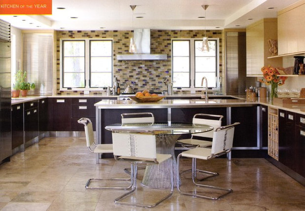 Contemporary Kitchen by Angela Otten - Inspire Kitchen Design Studio