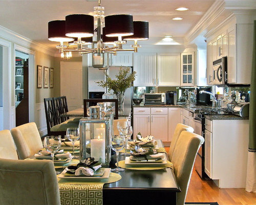 Chandeliers With Shades | Houzz
