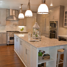 Traditional Kitchen by Susan Taylor/Black-eyed Susan