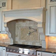 Traditional Kitchen by Distinctive Mantel Designs, Inc