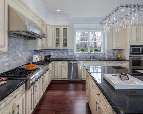 gray kitchen backsplash ideas, pictures, remodel and decor,Gray Kitchen Backsplash,Kitchen ideas