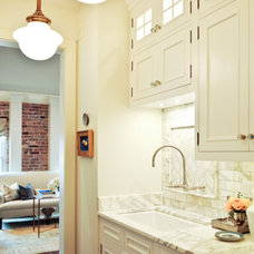 Traditional Kitchen by Opal Design Group