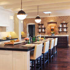Contemporary Kitchen by Opal Design Group