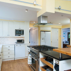 Traditional Kitchen by Jake Laughlin Photography