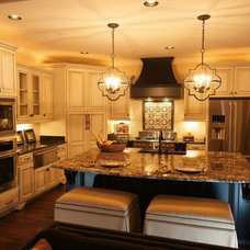 Traditional Kitchen by K Evers Interiors