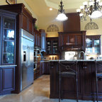Whimsical Themed Home Traditional Kitchen Cleveland