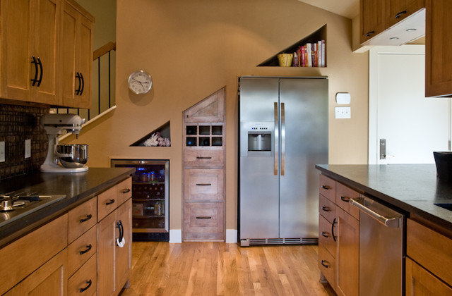 Contemporary Kitchen by New Creation Group Remodeling