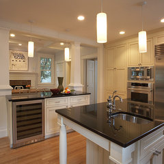 traditional kitchen by Patrick J. Baglino, Jr. Interior Design