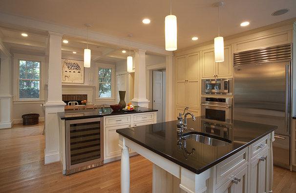 Traditional Kitchen by Patrick J. Baglino, Jr. Interior Design