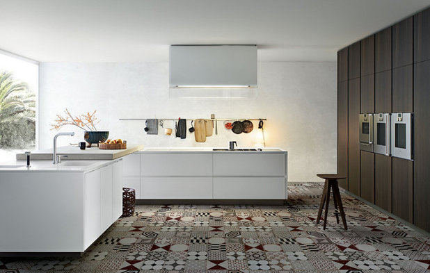 Contemporary Kitchen by The Stephen Neall Group