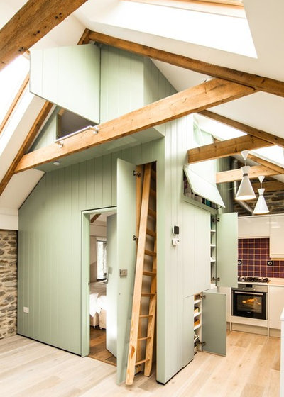 Country Kitchen by Bradley Van Der Straeten