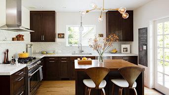 Portland Modern Tudor Kitchen