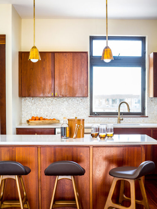 30 Trendy Midcentury Modern Portland Maine Kitchen Design Ideas ...