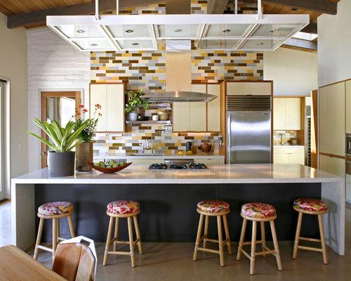 Kitchen Backsplash End high-end backsplash | houzz