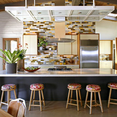 contemporary kitchen by Charles DeLisle
