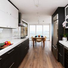 Contemporary Kitchen by The Kitchenworks