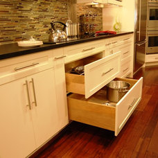 Contemporary Kitchen by Kevin Martin