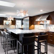 Contemporary Kitchen by Aidan Design