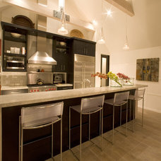 Contemporary Kitchen by Margaret Carter Interiors