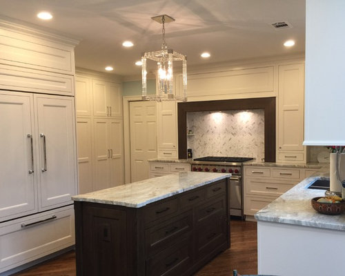 Gorgeous Kitchen Renovation In Potomac Maryland: Potomac MD Traditional Kitchen