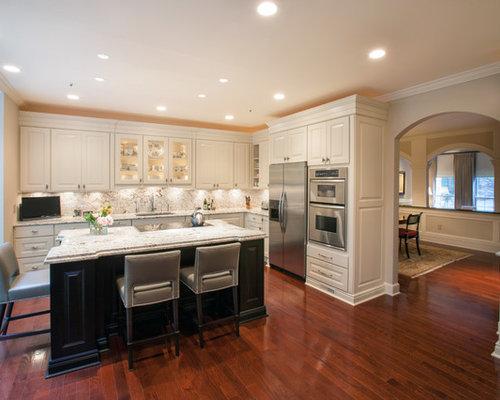 Transitional Kitchen Design Houzz
