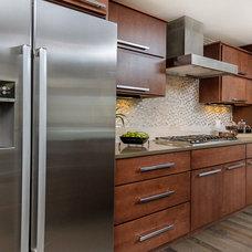 Modern Kitchen by Denver Design Build