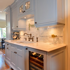 Transitional Kitchen by Brice's Furniture