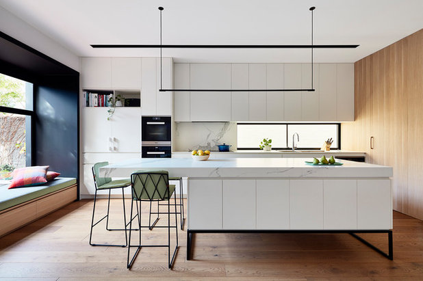 Contemporary Kitchen by Bryant Alsop Architects