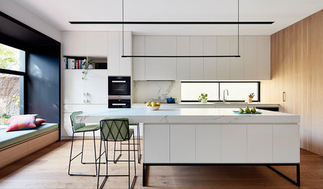 Kitchen Tour: A Rejigged Layout Maximises Leafy Outdoor Views