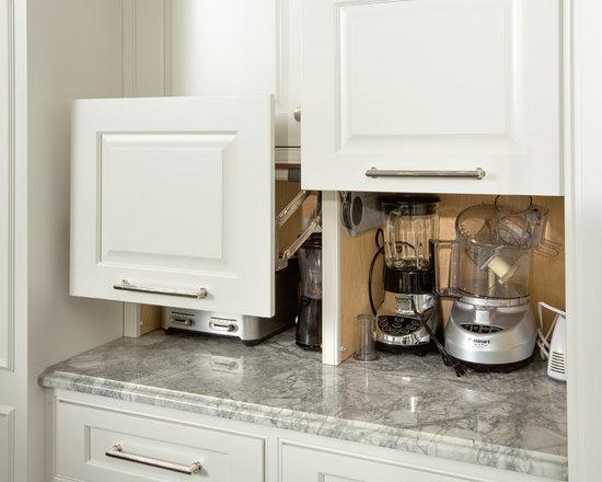 hide appliances | houzz