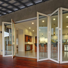 modern windows and doors by LaCantina Doors
