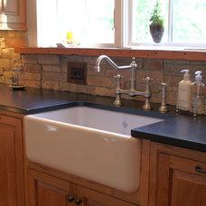 Eclectic Kitchen by Shearman Associates PLC