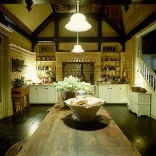 Traditional Kitchen Practical Magic Kitchen