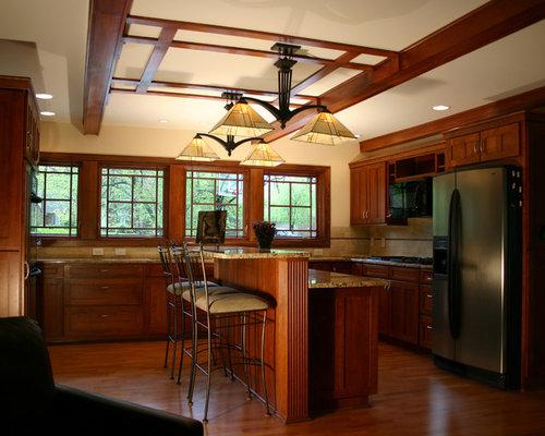 Craftsman Ceiling Houzz