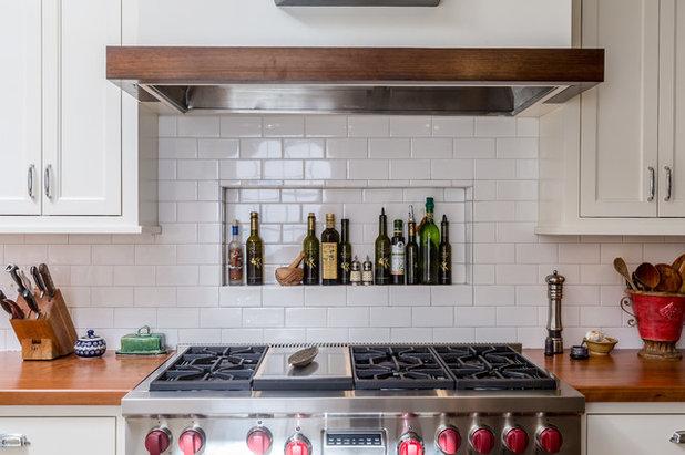 Traditional Kitchen by Merit Flooring, Kitchen and Bath