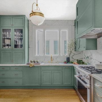 Presidio Heights Wow! Kitchen